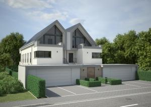 Architekturbüro Roth; Stadtvilla Saarlouis